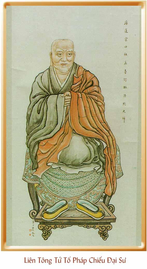 Phap Chieu Dai Su